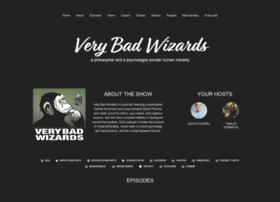 verybadwizards.com