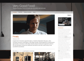 verygoodfood.dk