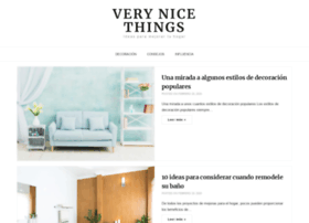 verynicethings.es