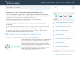 verzeichnisse-seotools.eiwen.net