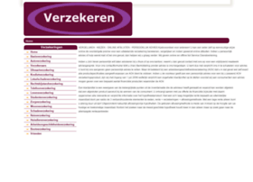 verzekeringkadobon.nl