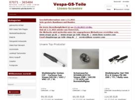 vespa-gs-teile-shop.de
