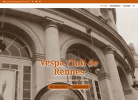 vespaclubrennes.fr