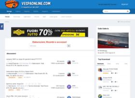 vespaonline.com