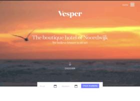 vesperhotel.com