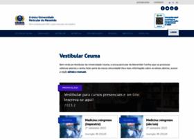 vestibularceuma.com.br