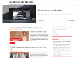vestidosderenda.net