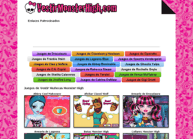 vestirmonsterhigh.com
