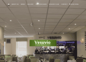 vesuvioitalianrestaurant.co.uk