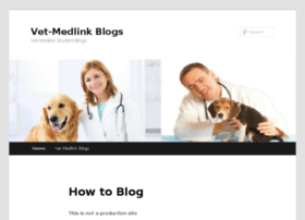 vetblogs.medlink-uk.net