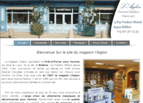 vetement-laiglon.fr