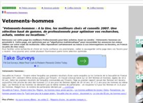 vetements-hommes.hexagone.net