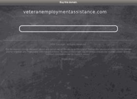 veteranemploymentassistance.com
