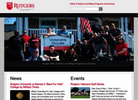 veterans.rutgers.edu