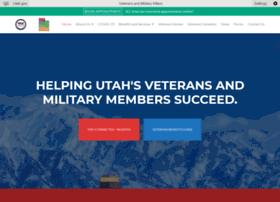 veterans.utah.gov