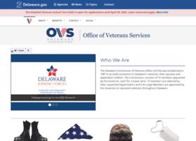 veteransaffairs.delaware.gov