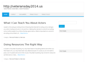veteransday2014.us