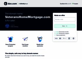 veteranshomemortgage.com
