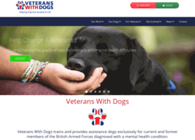 veteranswithdogs.net