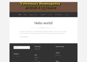 veterinaryhomeopathy.wordpress.com