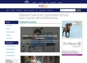 veterinarynews.dvm360.com