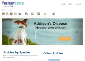 veterinarypartner.com