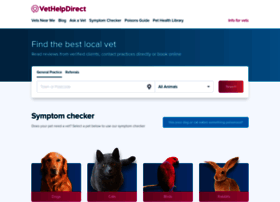 vethelpdirect.com