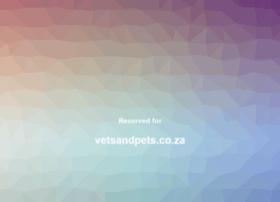 vetsandpets.co.za