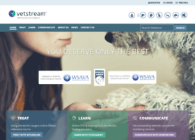 vetstream.co.uk
