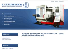 vetter-werkzeugbau.de