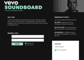 vevosoundboard.com