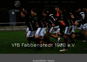 vfb-fabbenstedt.de