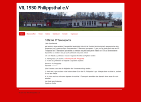 vfl-philippsthal.de