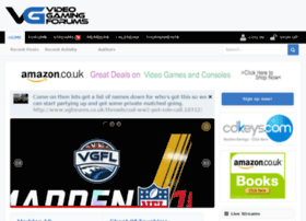 vgforums.co.uk