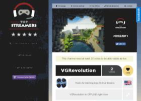 vgrevolution.topstreamers.com