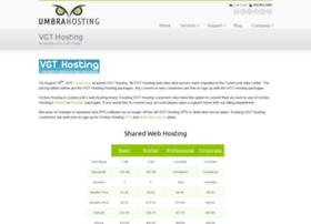 vgthosting.com