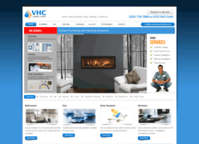 vhcplumbingandheating.co.uk