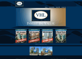vhldevelopments.com