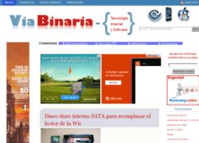 viabinaria.com