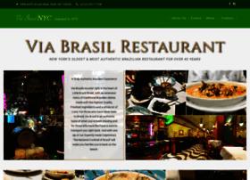 viabrasilrestaurant.com