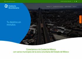 viaductobicentenario.com.mx