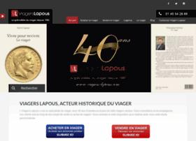 viagers-lapous.com