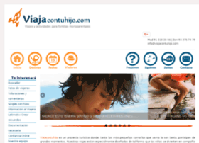 viajacontuhijo.com