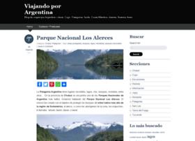 viajandoporargentina.com