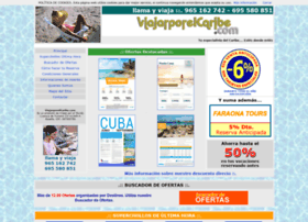 viajarporelcaribe.com