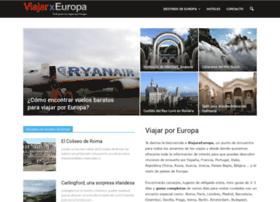 viajarxeuropa.com