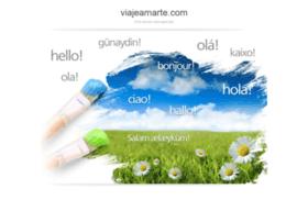 www.viajeamarte.com Visit site