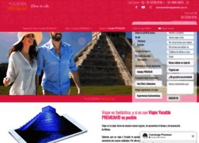 viajesayucatan.com.mx