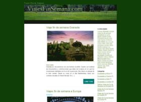 viajesfinsemana.com