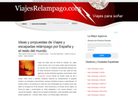 viajesrelampago.com